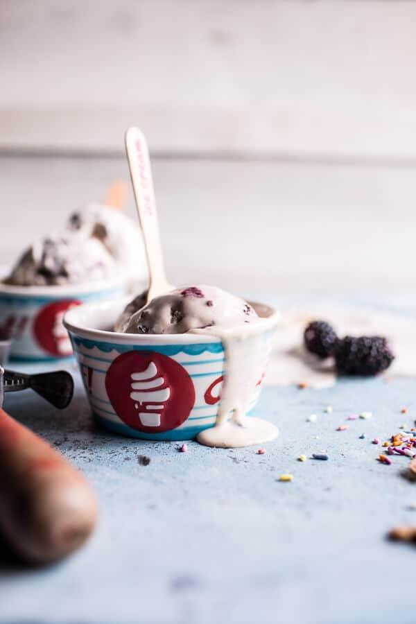 No Churn Ice Cream 5 Ways   halfbakedharvest.com @hbharvest