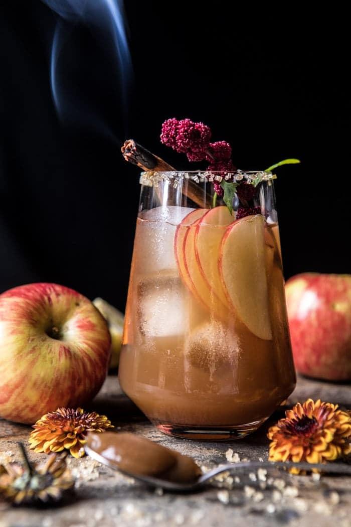 Apple Butter Old Fashioned | halfbakedharvest.com @hbharvest