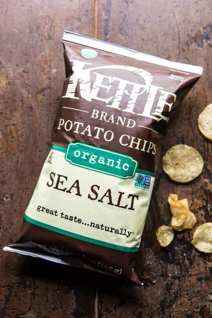 photo of Kettle Brand potato chips