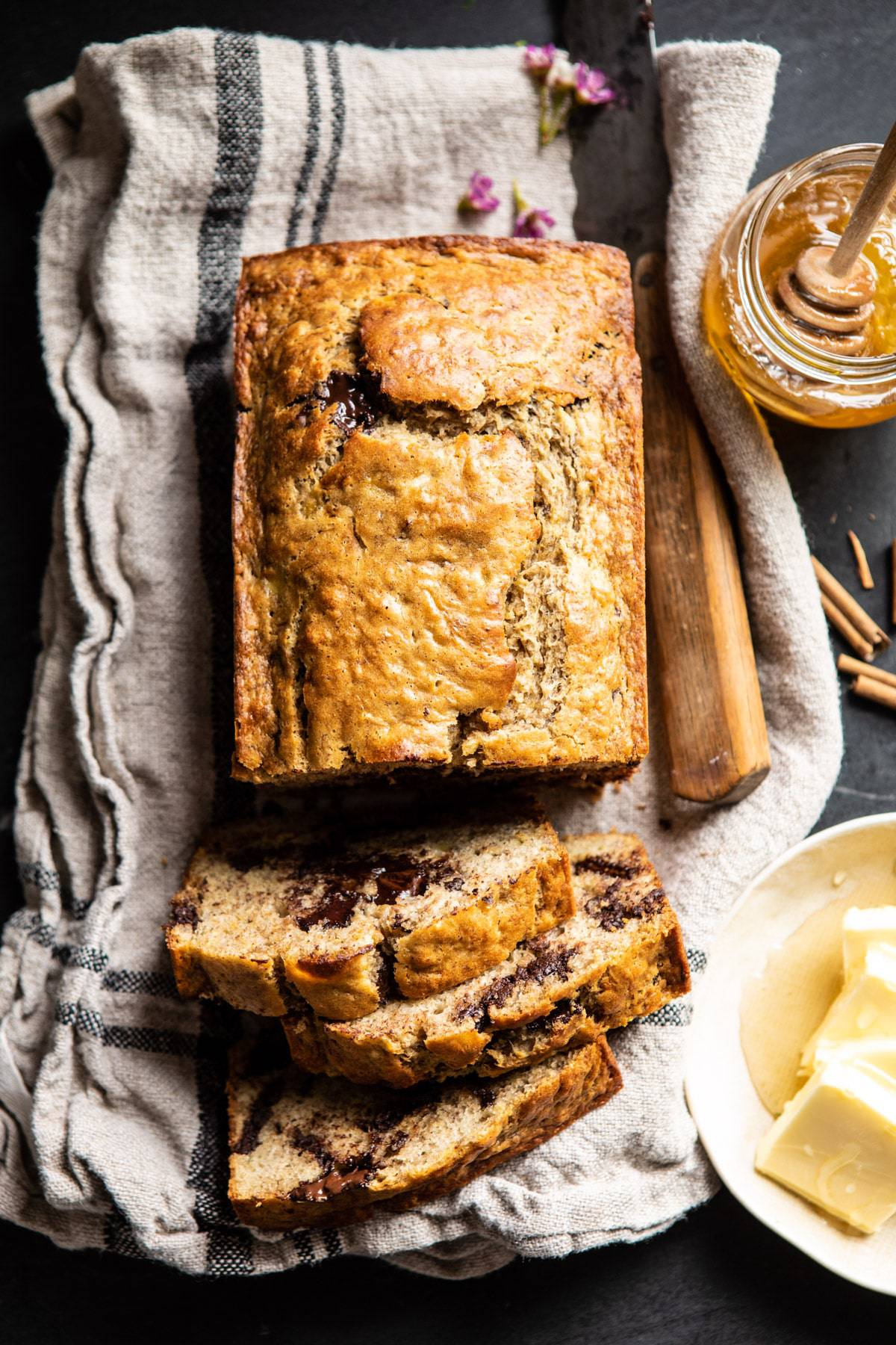 Recipe Cake Banana Easiest