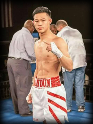 Brandun Lee / Professional Boxer