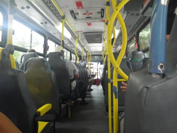 Bus In Rio de Janeiro
