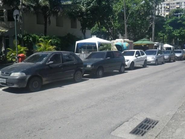 Cars in Rio de Janeiro
