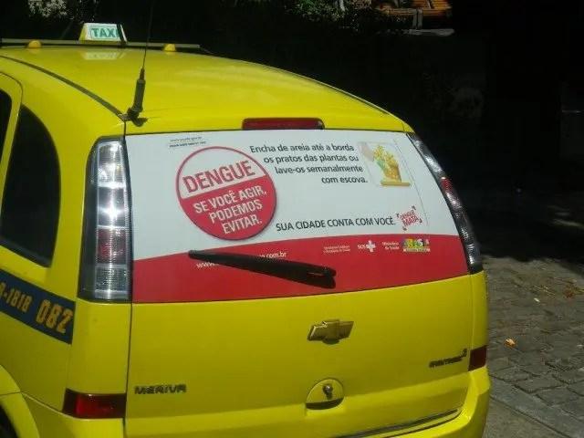 Dengue Fever Taxi