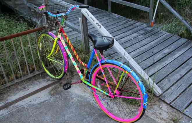 Fire Island Bicycle