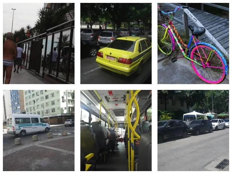Rio de Janeiro Transportation Featured