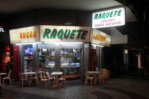 Raquete Sucos