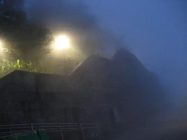 Foggy Corcovado