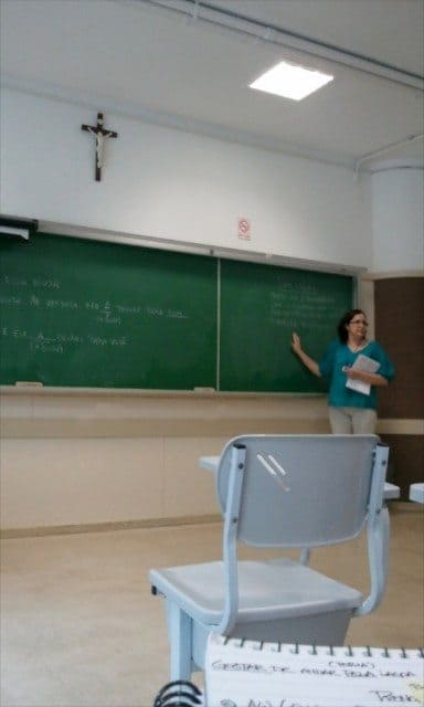 PUC-Rio Classroom