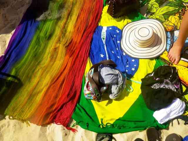 Brazil Beach Towels