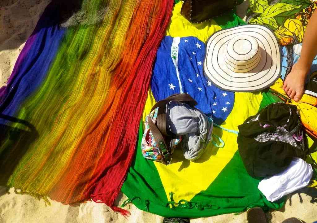 Brazil Beach Towels