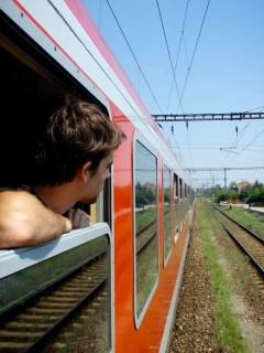 Germany Train View