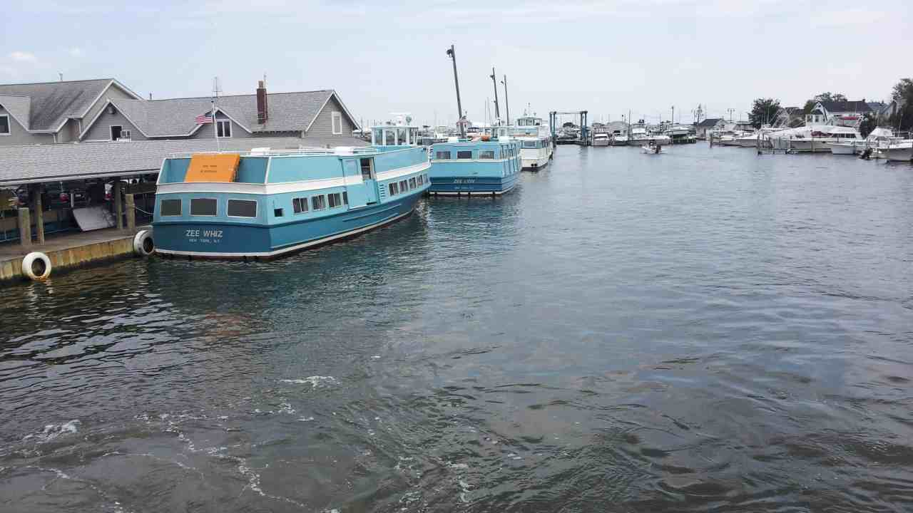 Fire Island Ferries in Bay Shore