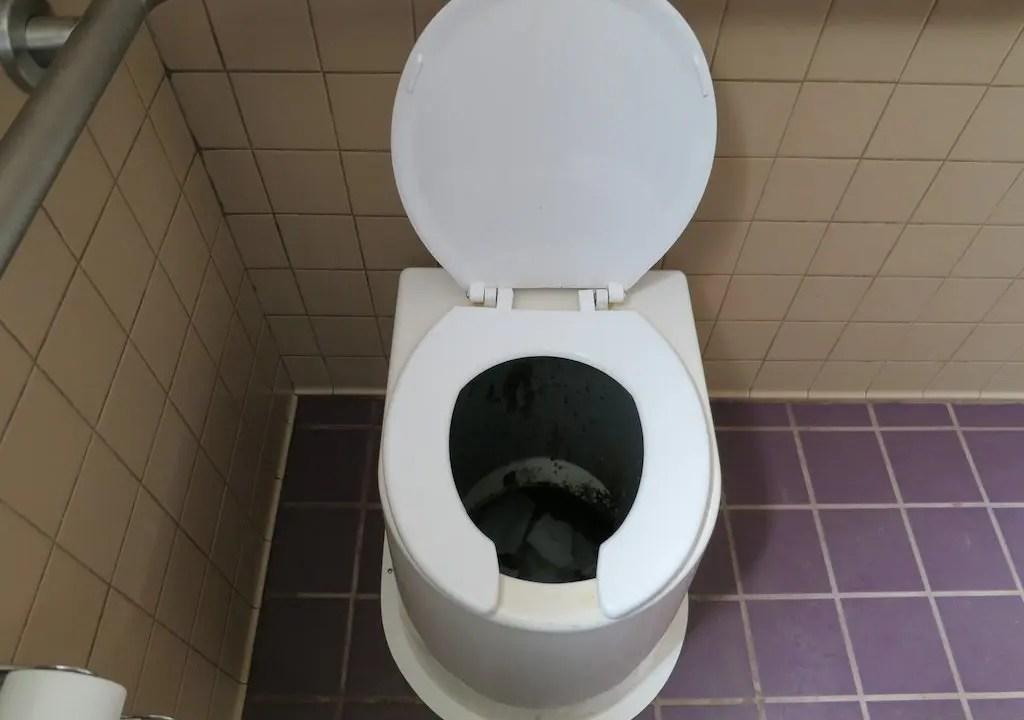 PCT Toilet