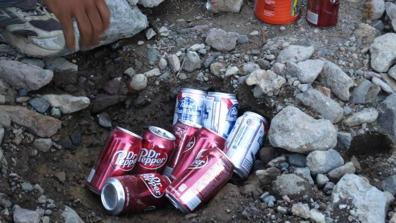 Hiker Bait