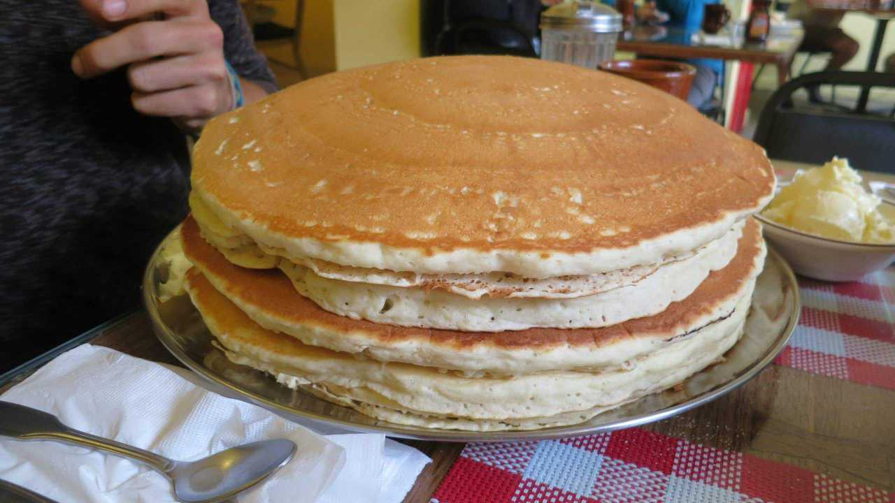 Seiad Valley Pancake Challenge