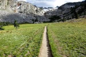 PCT Sierra Trail 1
