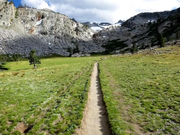 PCT Sierra Trail