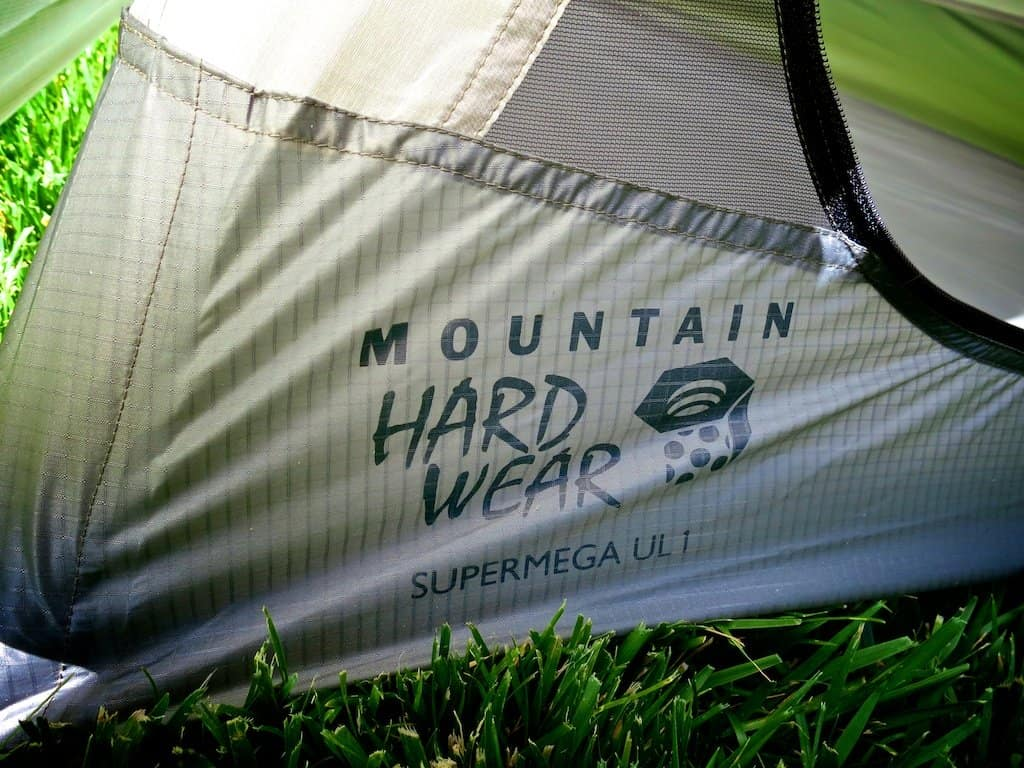 Tent Pct Hardwear 2 Mountain