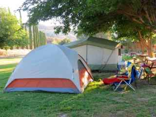 Two Large Tents