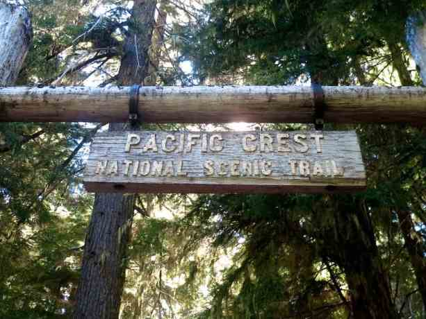 Pacific Crest National Scenic Trail 2