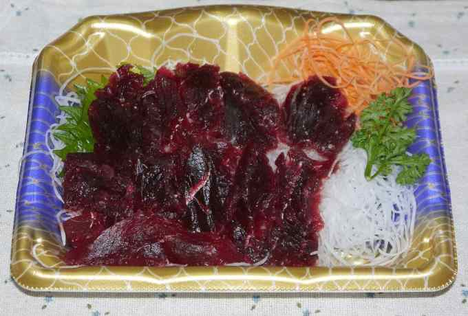 Whale Meat