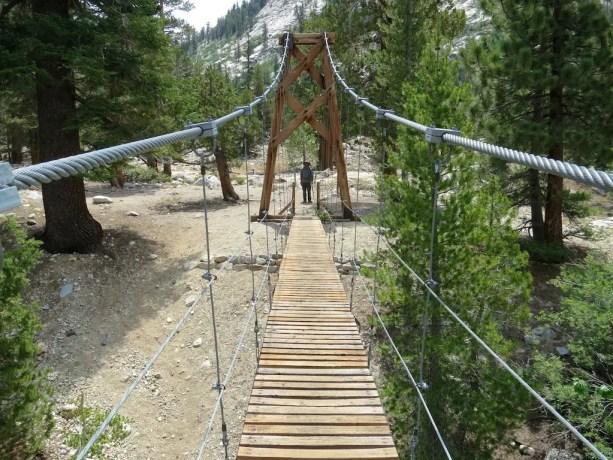 16 Mile 800 Bridge Sierra