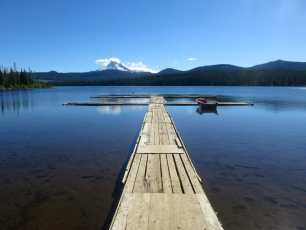 Olallie Lake Oregon