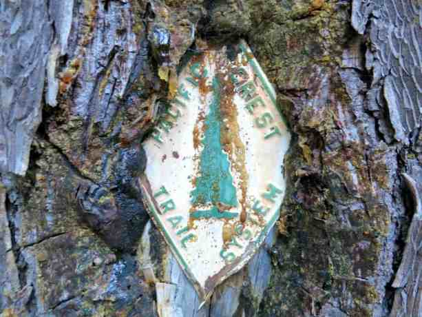 Old PCT marker