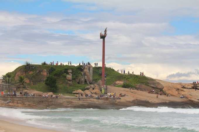 Billabong Pro Rio - Mens Day Arpoador Rock
