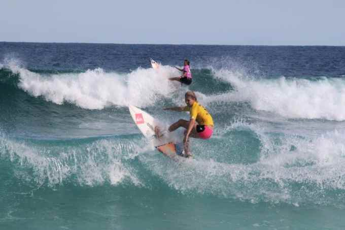 Billabong Pro Rio - Women Duo