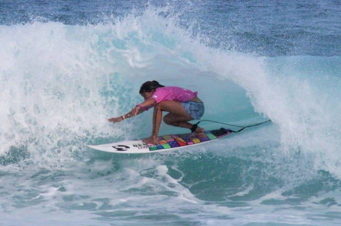 Billabong Pro Rio - Women Silvana Lima 3
