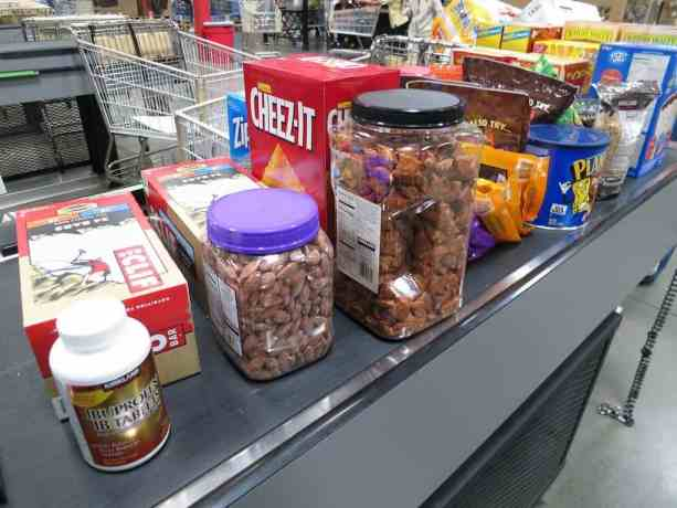 Costco PCT Food Purchase