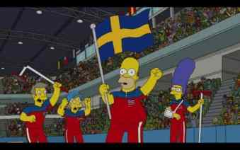 Next Stop, The Kingdom Of Sweden