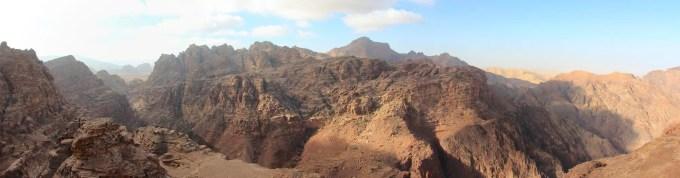 Jordan Petra Panorama