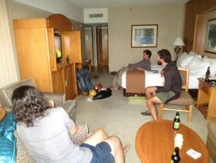 South Lake Tahoe Harrahs Hotel Room