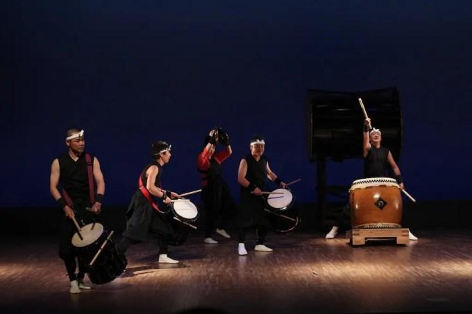 Taiko Drumming 2