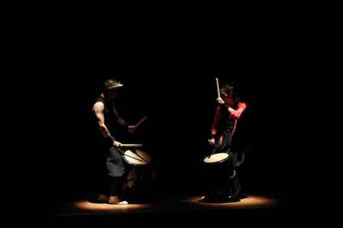 Taiko Drumming 6