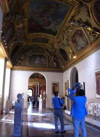 ceiling ipad