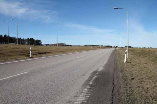 Hitchhiking Spot Sweden 1