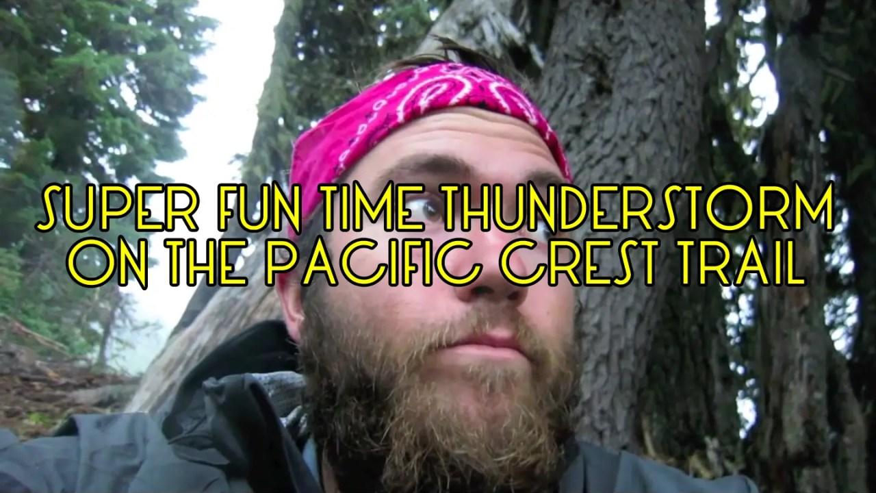 Thunderstorm Video Tumbnail