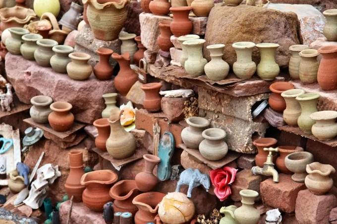 Trinkets In Petra