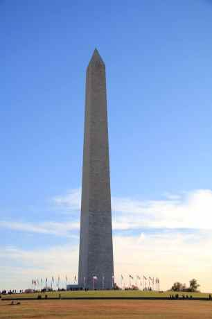 Washington DC Monument