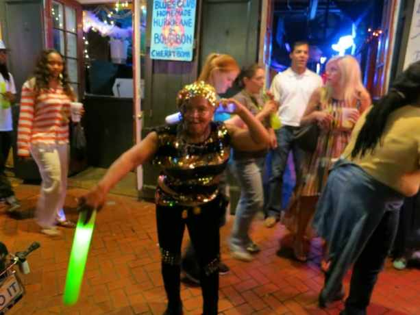 New Orleans Dancing Lady
