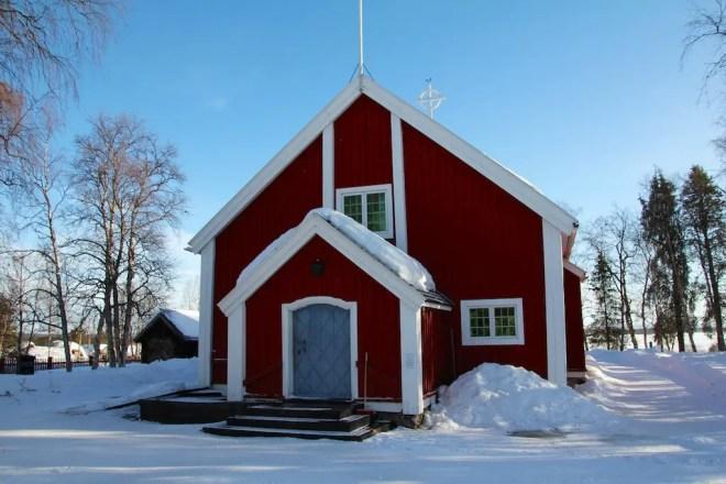 Sami Church Kiruna