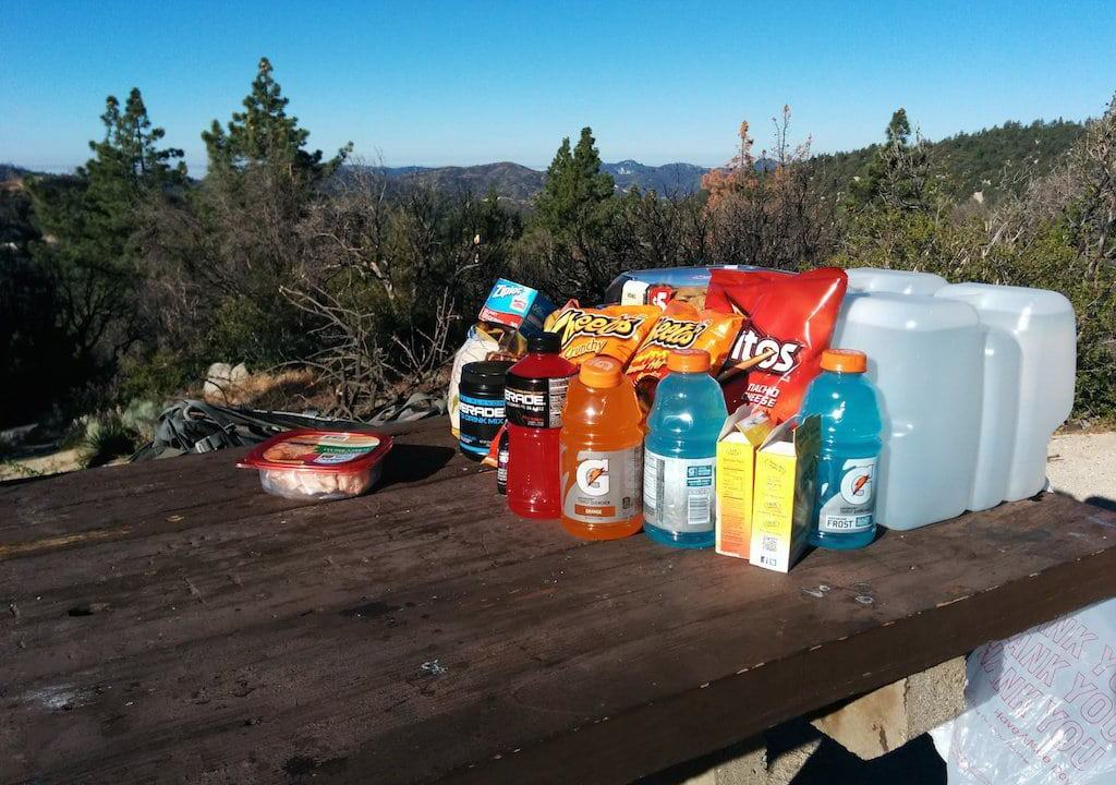 PCT Trail Magic