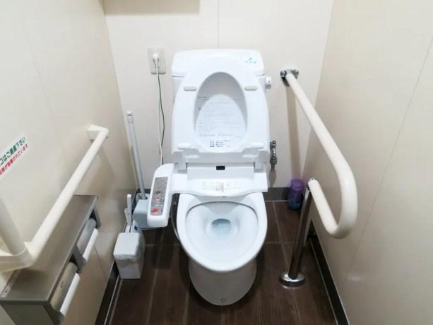 Japan Fancy Toilet