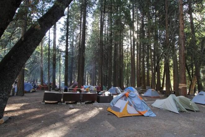 Yosemite Campground