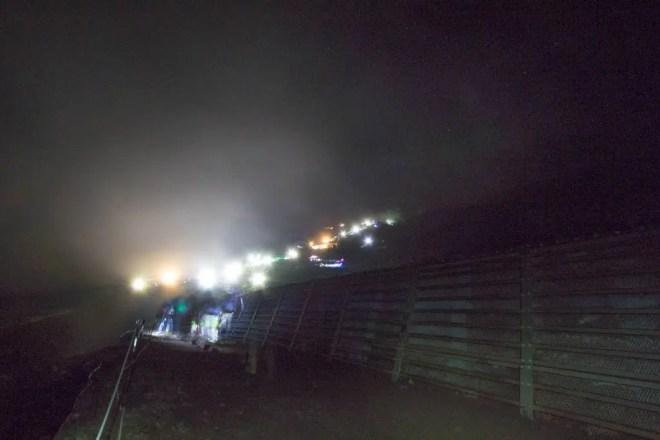 Mount Fuji Darkness
