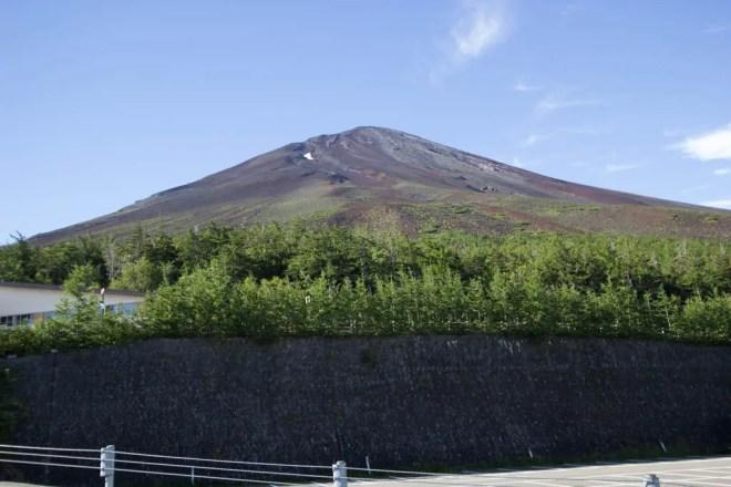 Mount Fuji Daytime